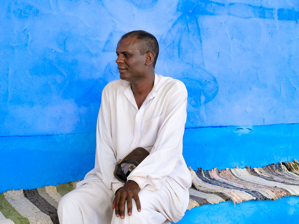 Nubian Man, Egypt