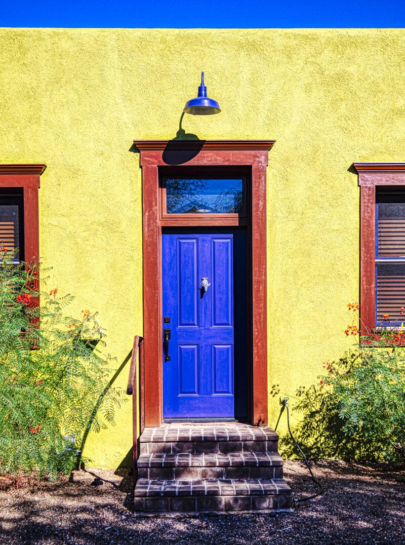 Doors, Windows and Balconies