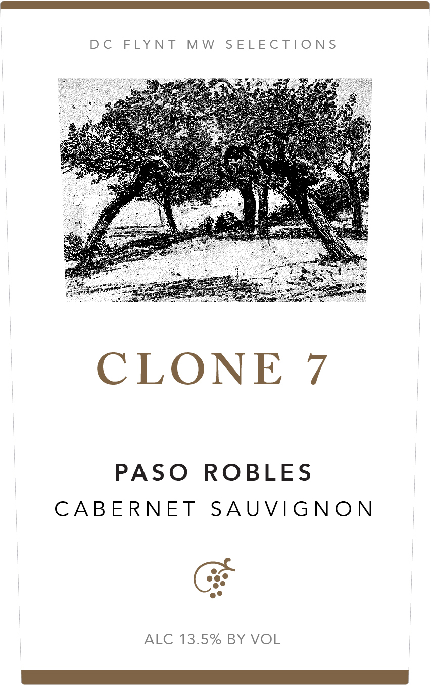 Clone 7 Napa Valley Reserve Cabernet Sauvignon displays hints of earth and loam with sweet ripe black cassis, and elegant black cherry notes. The full-bodied black fruit character is surrounded with soft ripe tannins and a complex level of cedar and spice from careful oak maturation.