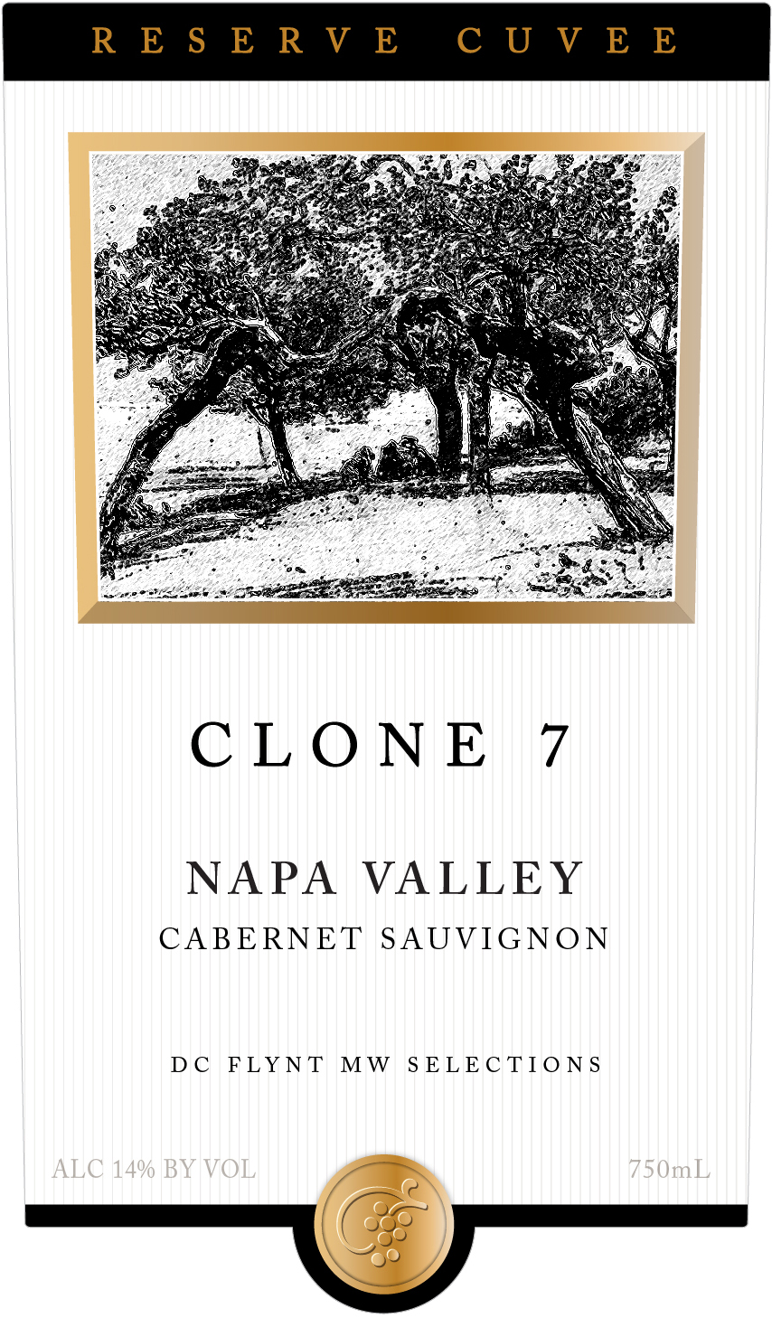 Clone 7 Reserve Cabernet Sauvignon (Napa Val­ley) has all the hallmarks of a modern Napa wine of high quality. Although it's quite dry, it's rich in crushed ripe blackberries, in good alignment with smoky new oak. The tannins are smooth and complex, the acidity just fine with a long lingering elegant finish.