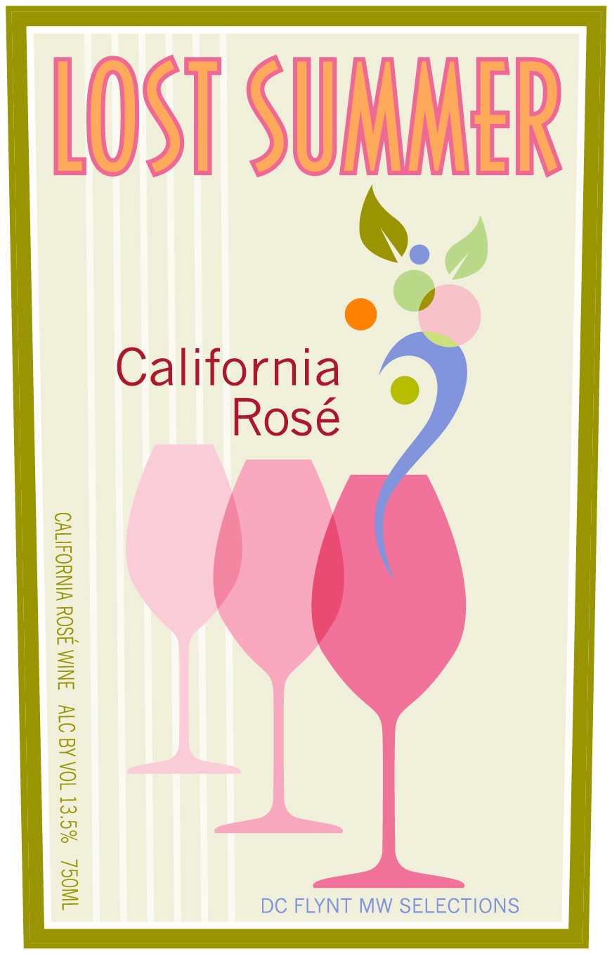 You've lost it before and you can lose it again. Summer! Warm days on the beach, long sunsets of orange and red, leisurely animated evenings and the fire roasted flavors over the pit all match perfectly with the brisk refreshing flavors of this Provence-inspired Rose'. Lose a little time this summer.