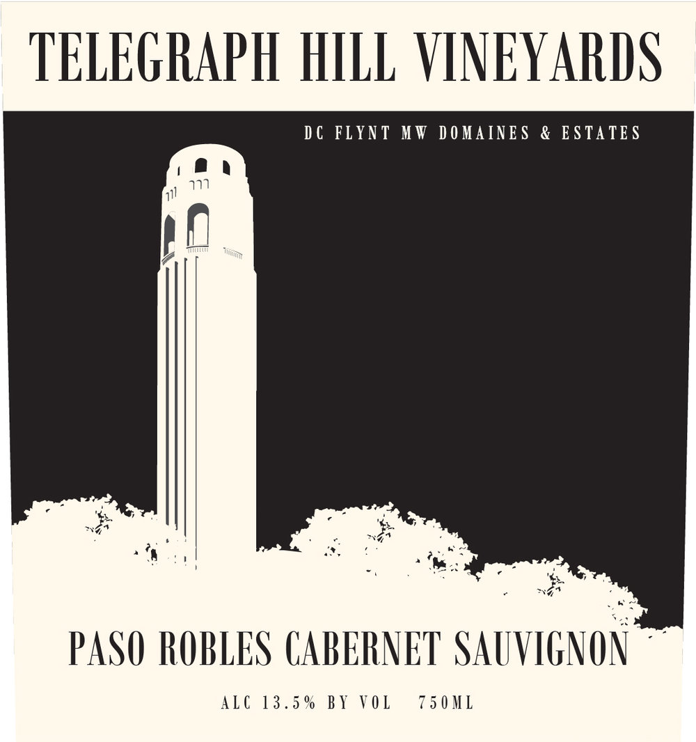 Telegraph Hill Cabernet Sauvignon is rich with spicy black currant and plum aromas and roasted fruit and jam notes on the palate, supported by light tannins and a distinct finish of wild berries. This is a well-proportioned cuvee of sweet Paso Robles Cabernet.