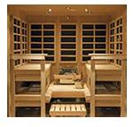 Hybrid Saunas