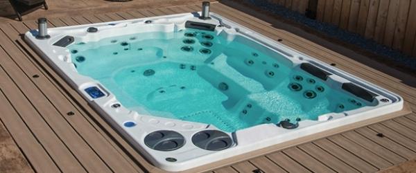 energy efficient hot tub