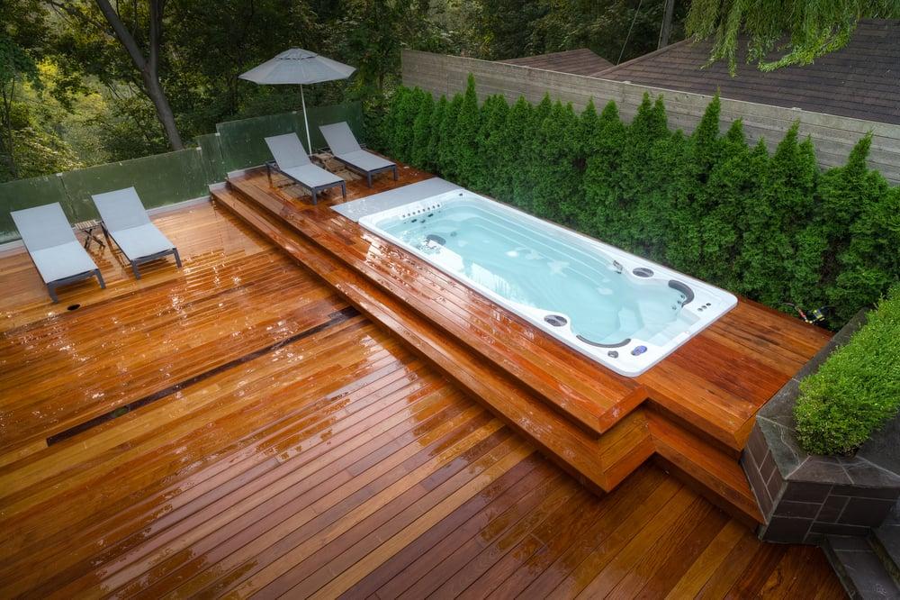 Swim Spa Harbor Hot Tubs