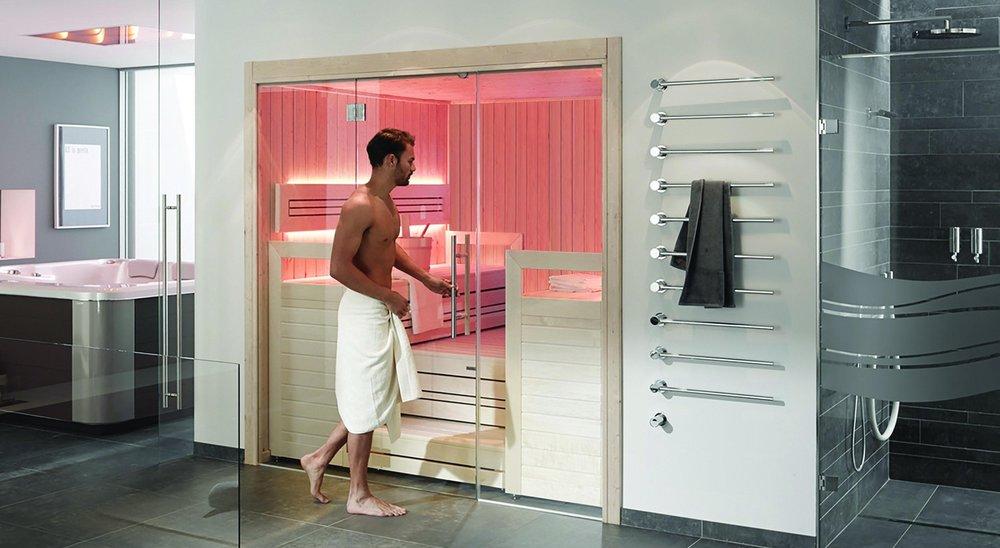 Harbor Hot Tubs Infrared Sauna