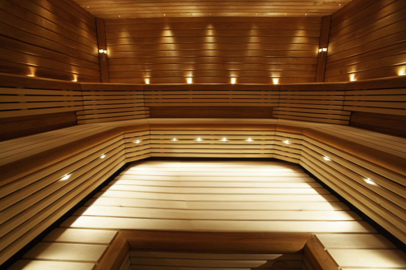 Saunas in the Hamptons New York