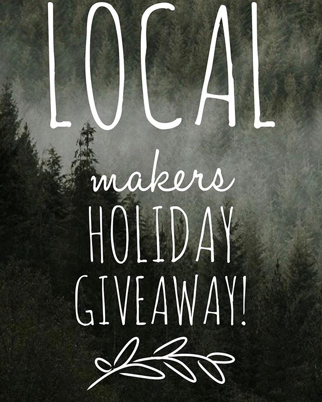 Makers Holiday GIVEAWAY!  We have come together as a community to offer a package of hand made goods by Vancouver Island makers. Enter to win this holiday package worth over $320.  See stories to see all of the product!  To enter follow these three steps: 1. LIKE this post & TAG 3 friends 2. FOLLOW all the makers listed below 3. EXTRA ENTRIES if you SHARE this post & use #VIMakersHolidayGiveaway  Makers to follow: @powellfloral – Flower confetti & 2 plant dyed ribbons ($50)  @avery_mindfulmedicine – Revive herbal tincture ($25) @local.assembly – Badger & Burke Journal ($14) @flore_botanical_alchemy – Huldra Love Elixir ($20) @islandmandalas- Hand painted mandala print ($30) @theemilyjohnson- Hand knitted Toque ($40) @little_ceilidhs- 5 Pack of hand panted holiday cards ($50) @petal_and_fern- Framed pressed pansy ($40) @chillbaygeneral- $50 gift card  Contest winner will be randomly selected and announced on @powellfloral's story on Monday, December 17th. Winner must have a Canadian shipping address. This giveaway promotion is in no way sponsored, endorsed or administered by, or associated with Instagram.  Happy Holidays! Photo by @westcoastlife