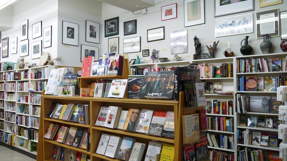 Literati Bookstore -