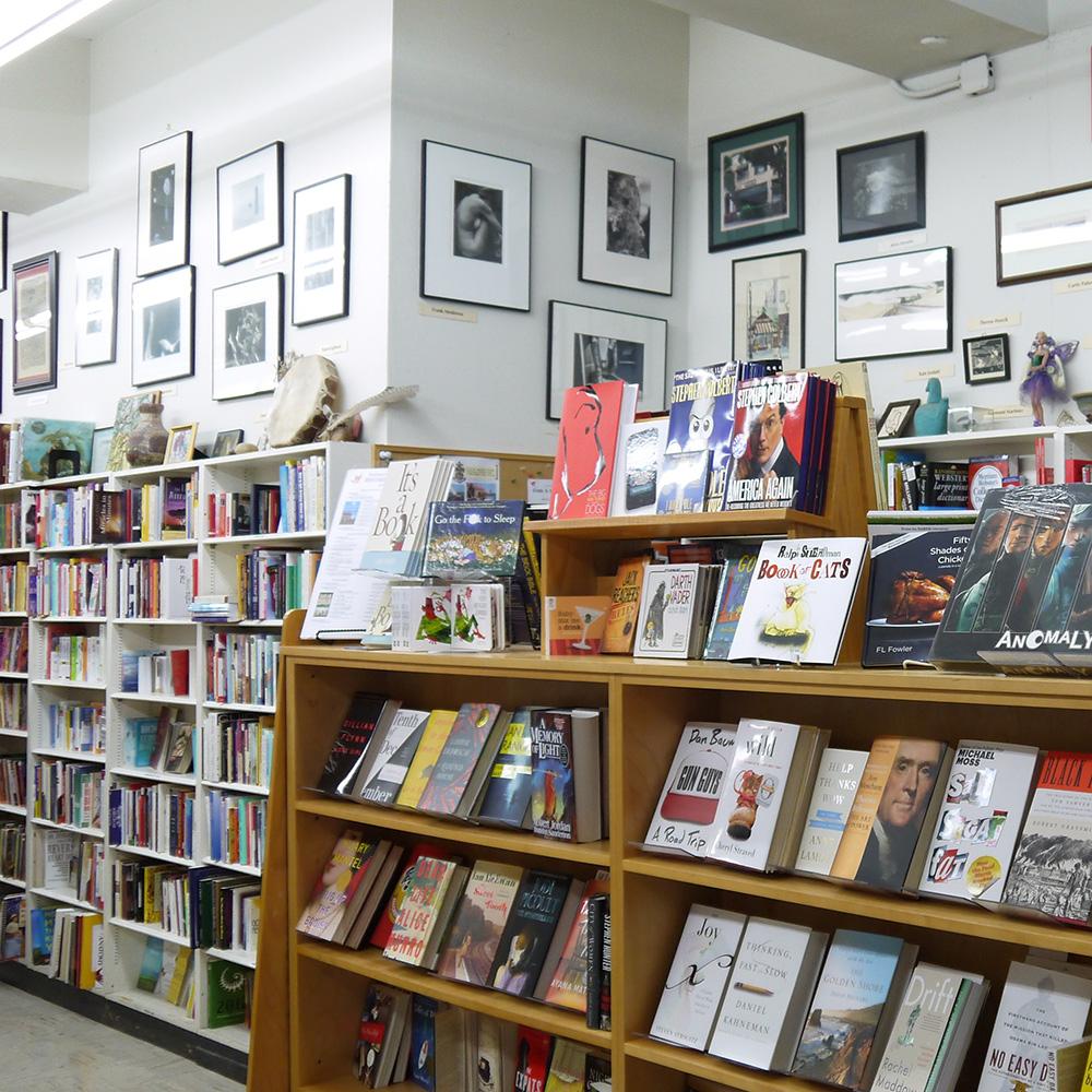 Diesel Bookstore -