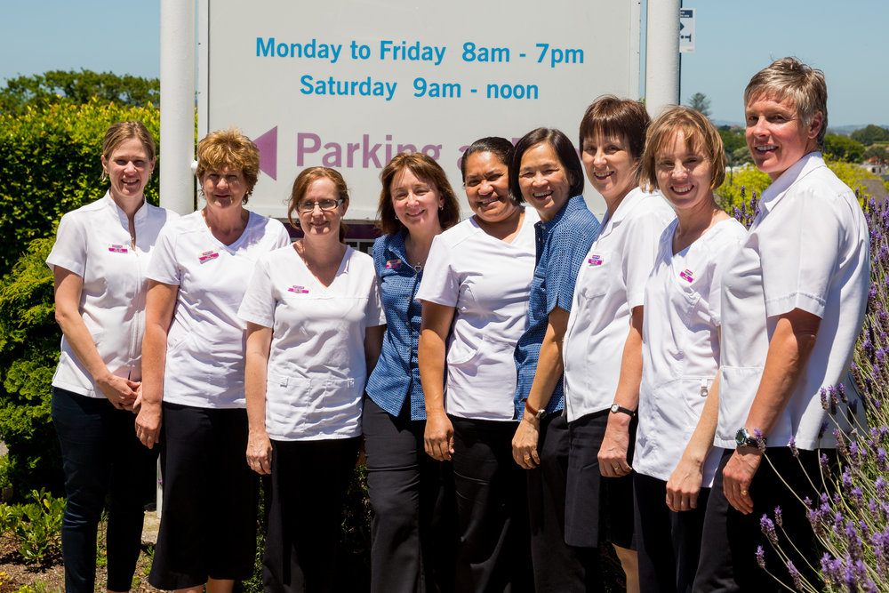 "Our team of qualified nurses have a wide rang of specialties and  operates our very proactive health promotion recall service, triage telephone line & prescription request service alongside a daily ""walk in"" treatment service."