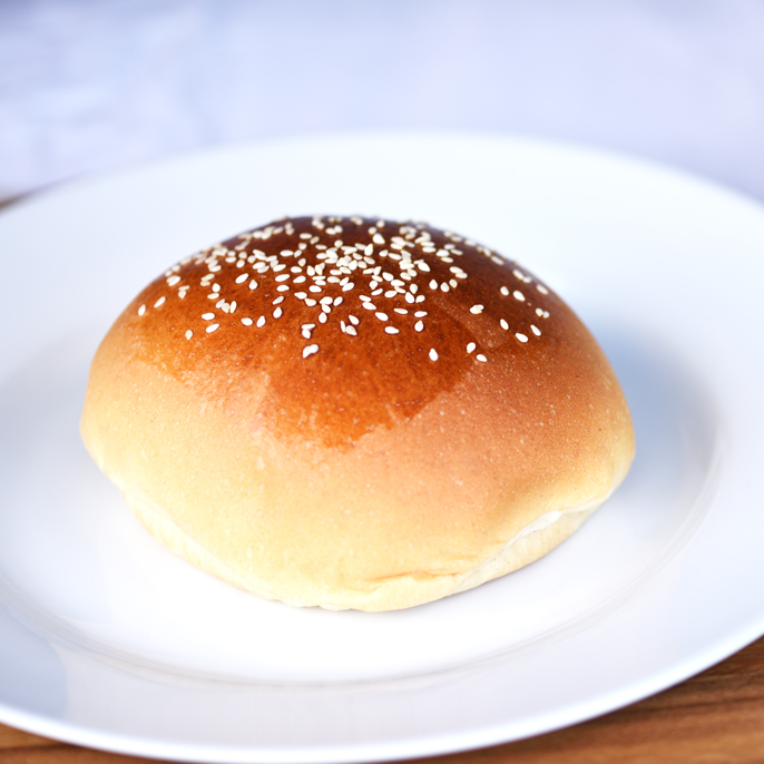 Mushroom and Chicken Bun 磨菇雞包