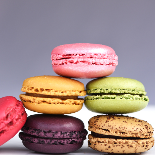 French Macarons 法式馬卡龍