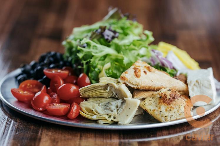Mmmmm, Social Pie's House Salad!