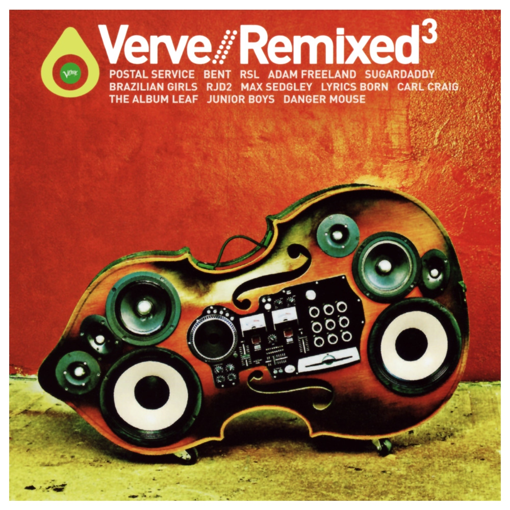 "Verve Remixed Grammy Nomination - ""Fever (Remix)"" A&R / Executive Prod. - Todd C. Roberts"
