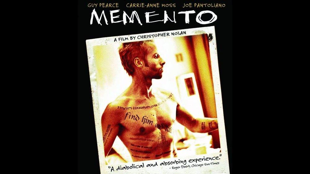 Memento Soundtrack (A&R)