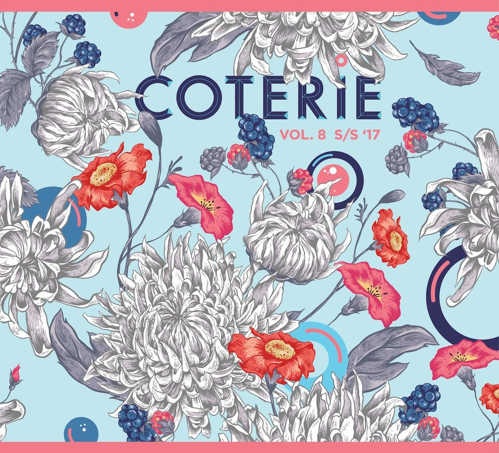 Coterie Mix Series for UBM Fashion