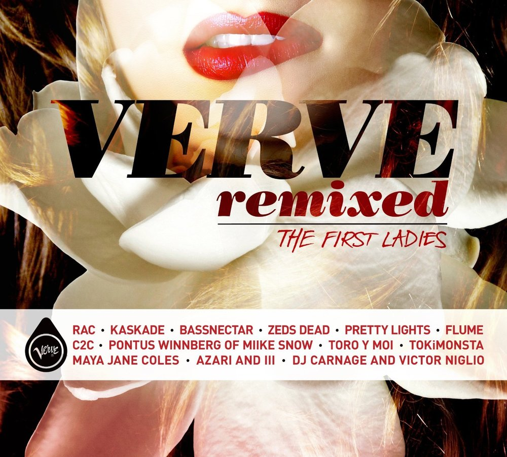 Verve Remixed Series for Verve/Universal Music Group