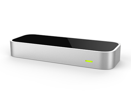 @@@@ Leap Motion Controller, 3/4 view @@ Leap Motion 控制器,3/4 视图 @@ Leap Motion Controller、スリークォータービュー @@@@