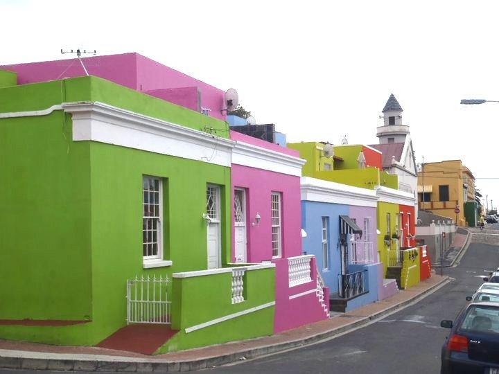 Muslim Neighbourhood, Cape Town