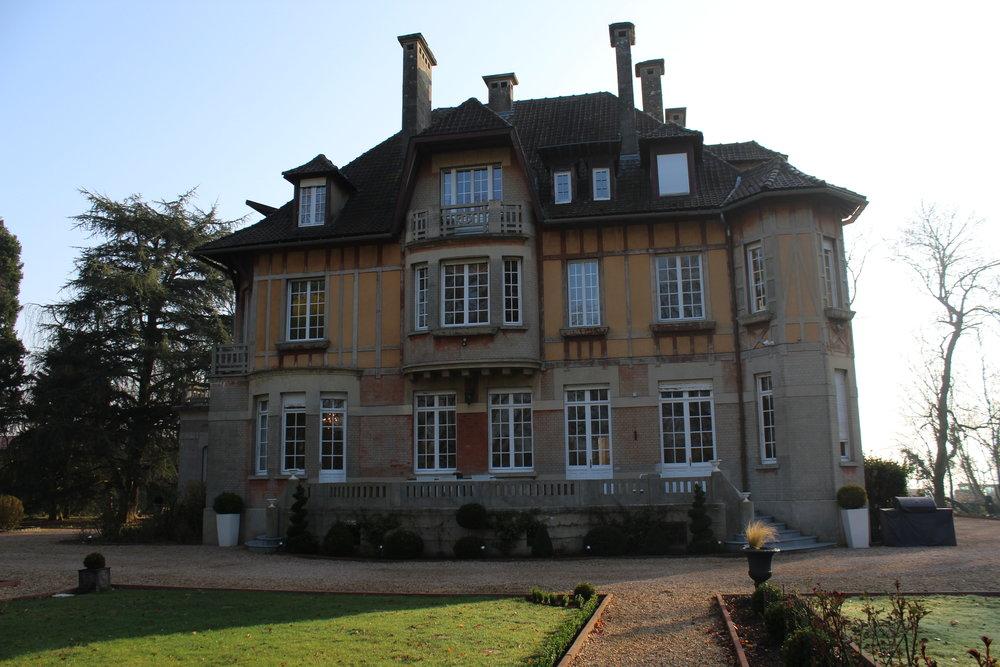 Chateau De Fresnoy, Fresnoy-en-Gohelle