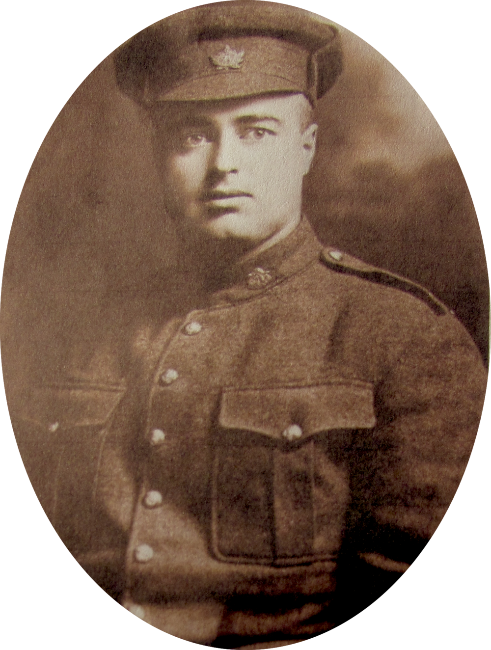 Private Hugh Lloyd Hughes