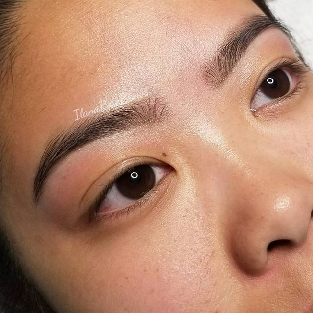 Flawless brows by Ilana! Book online now to get your spring break brows done. March appointments are booking up fast! 💕