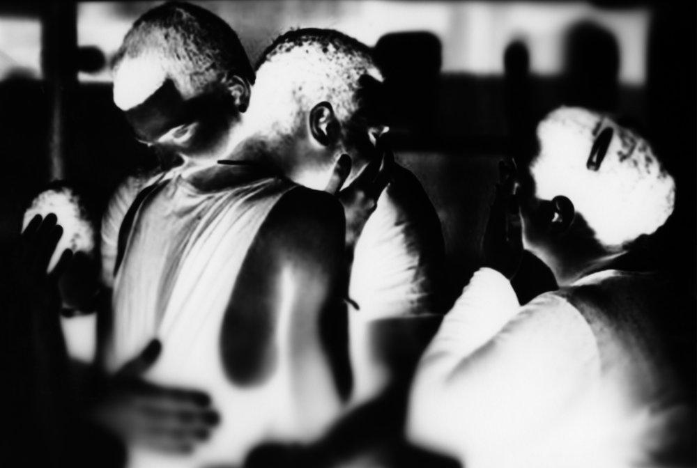 "Kristine Thompson, ""Comfort II,"" archival pigment print, 44 x 65 in."