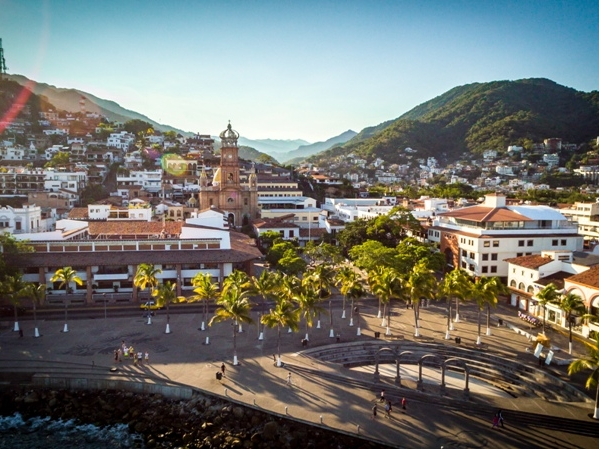 Beautiful and historic Puerto Vallarta