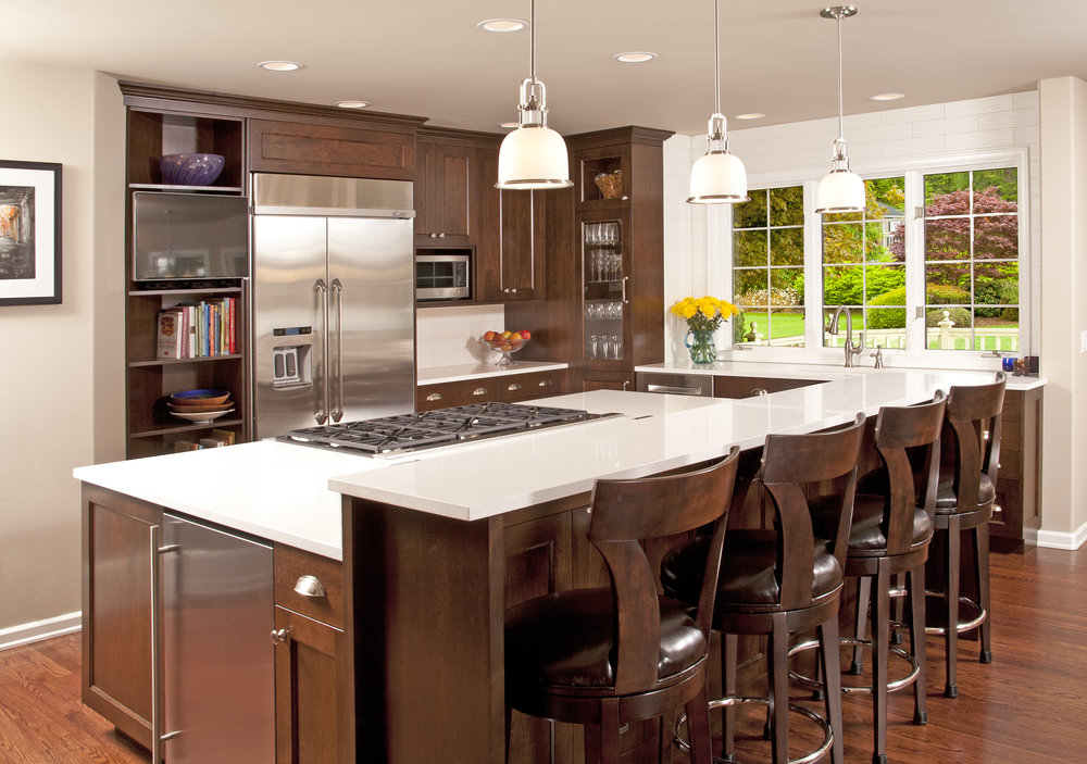 Woodinville Brookside Country Club Traditional Kitchen 1.jpg