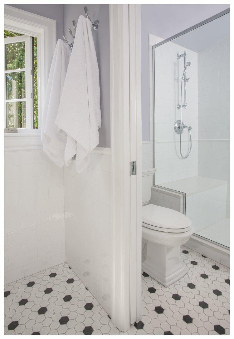 Bathrooms — Riddle Construction & Design