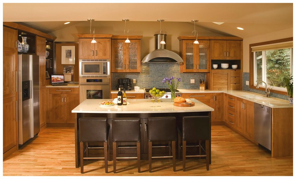 Bellevue Wilburton Park Transitional Kitchen 1.jpg