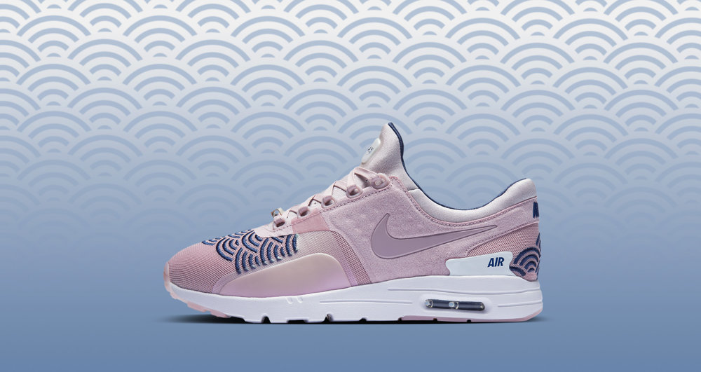 The original WMNS City Collection post was published on Nike.com prior to the March 2016 launch.