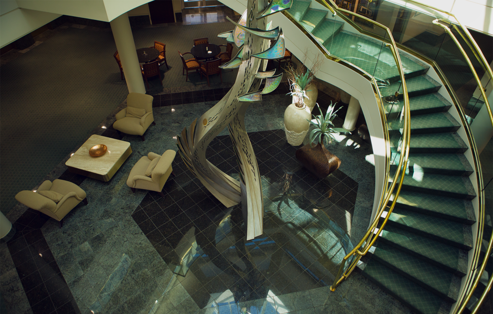 Vancouver-washington-executive-office-rental-Park-Tower-Stair-Case.png