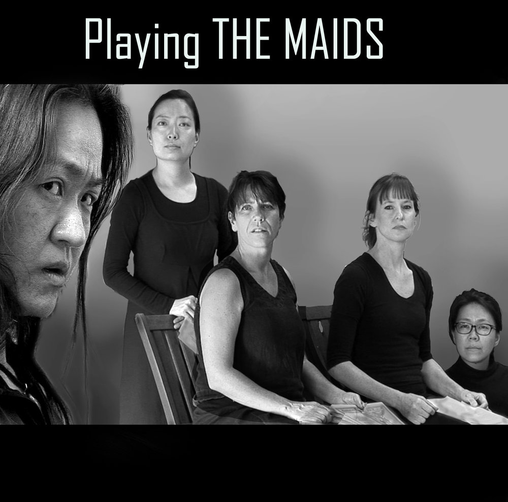 Production:  Playing the Maids