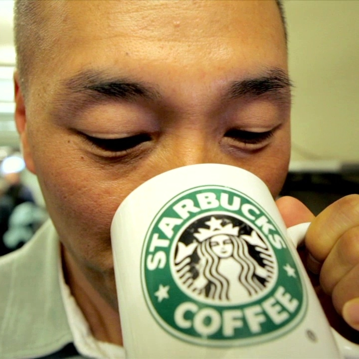content marketing for starbucks