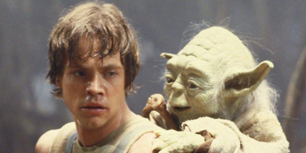 Luk and Yoda