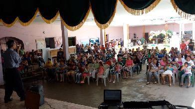 Parents Seminar, School Niñas Rosa de Valenzuela. Saturday October 1
