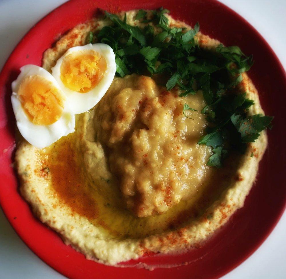 Hummus 9