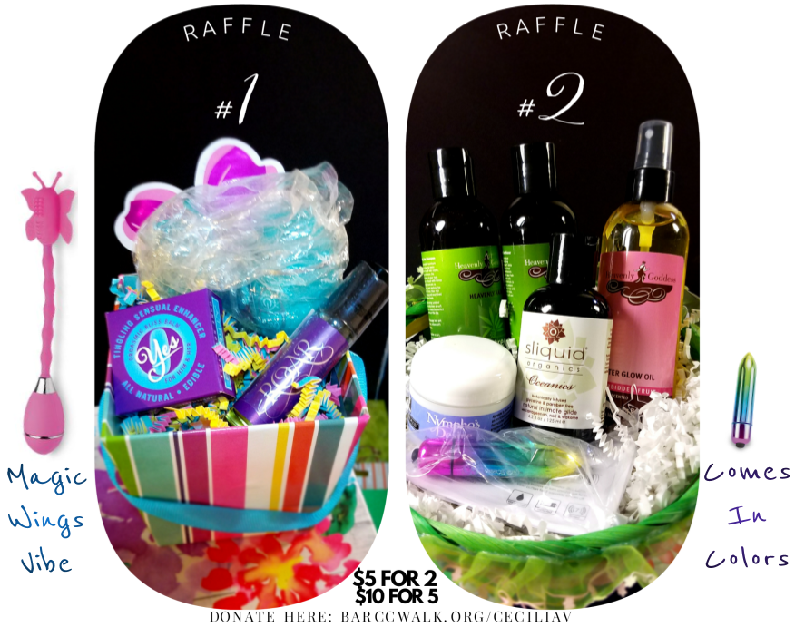 BARCC Raffle Baskets