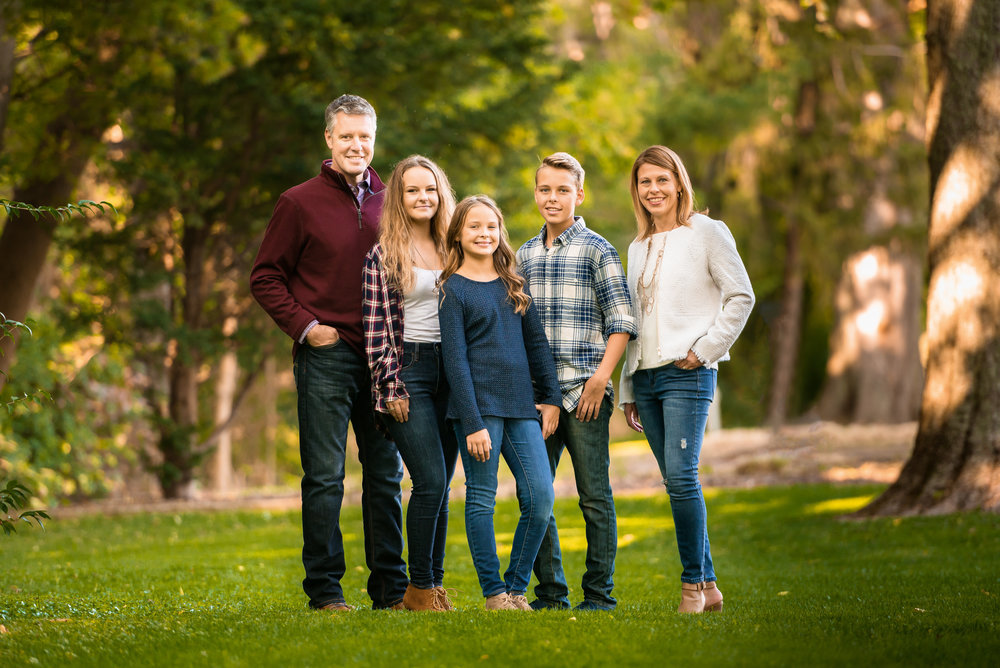 Michigan State Senator John Proos & Family