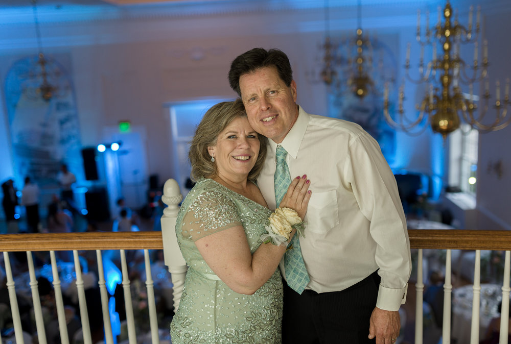 - A special thanks for Kirsten's parents for trusting us with the awesome task of capturing she and Matt's day. They are both seasoned wedding photographers with a studio in mid-Michigan.