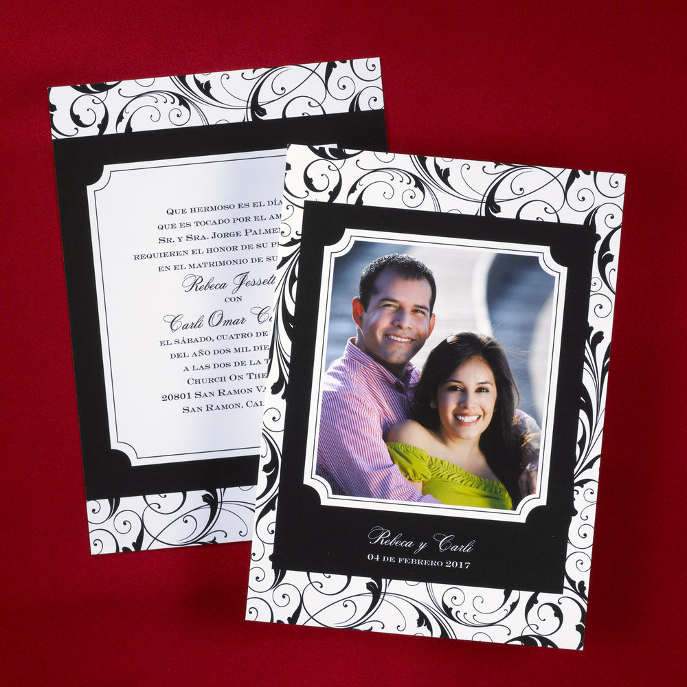 Formal Frame - Invitation    Item Number:JK25868