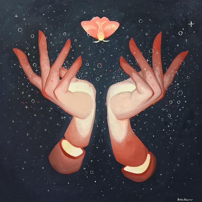 Mystic Hands
