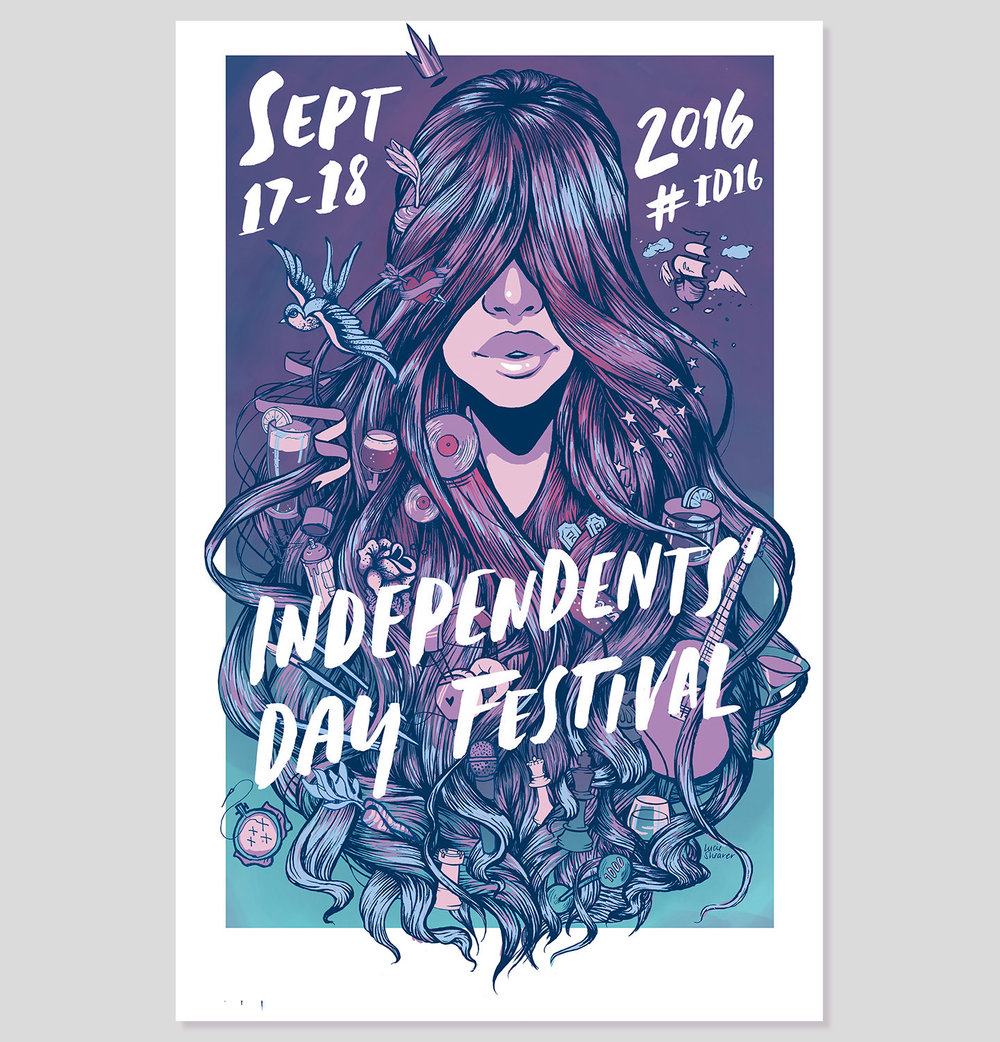 Independents' Day Festival 2016