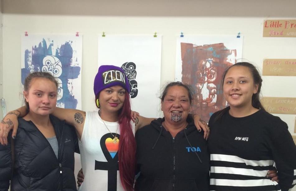 taryn beri toi tangata maori indigenous art gallery