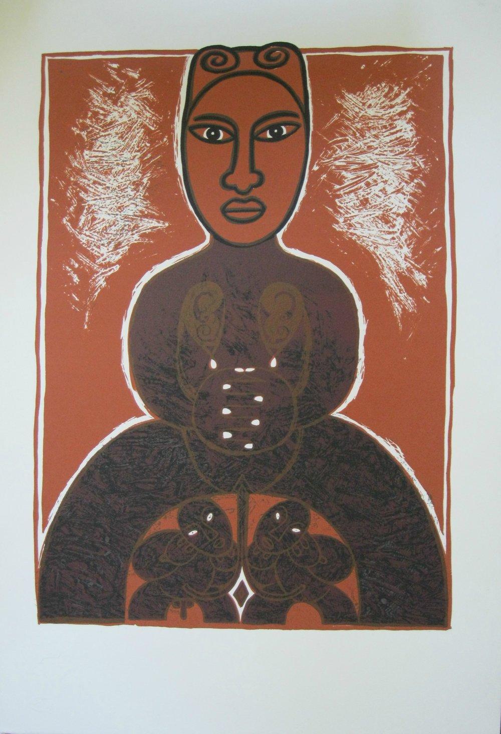 buy maori art new zealand robyn kahukiwa