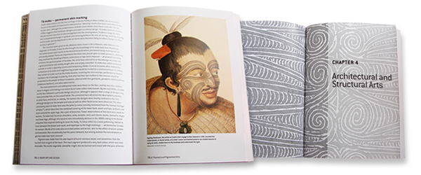 Māori Art and Design is a beautifuly illustrated study by Julie Paama-Pengelly on all aspects of Māori art, design, architecture, painting, carving and weaving. It was awarded the Art, Architecture and Design Award in the Nga Kupu Ora Māori Book Awards 2010. Julie is an expert on all aspects of Māori art and is a leading exponent of Tā Moko. You can purchase your signed copy of her book at the event.