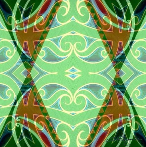 'Ngā hau e wha' by Carly Rangiaho