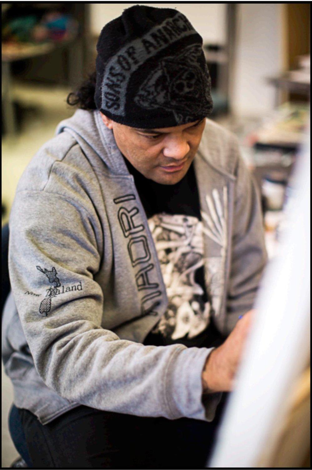 buy maori art gallery online modern te rahui nicholls